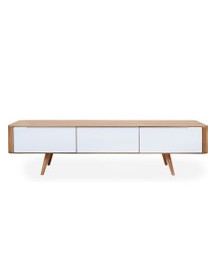 Gazzda Ena Tv Sideboard - Retro Tv Meubel afbeelding