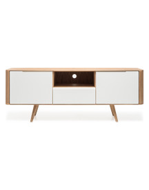 Gazzda Ena Tv Sideboard Two - Scandinavisch Tv Meubel afbeelding