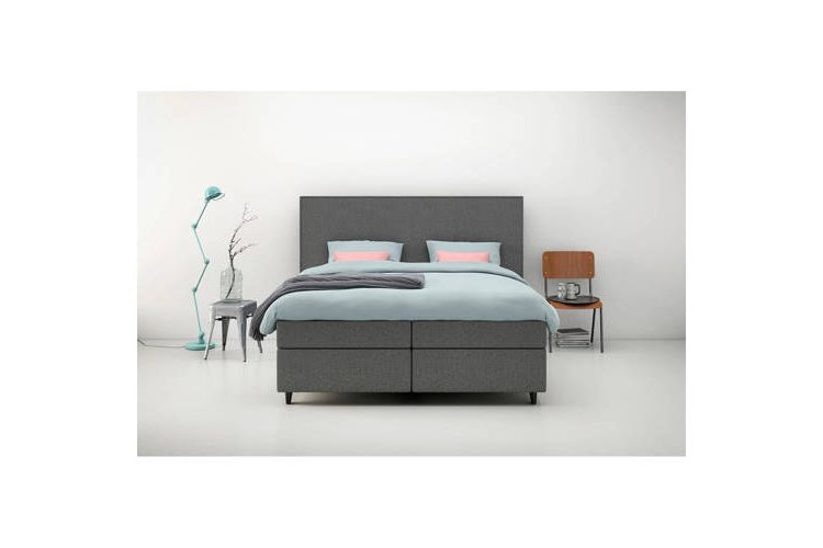 Image Karlsson Beter Bed Complete Boxspring Unik Lista (160x210 Cm)