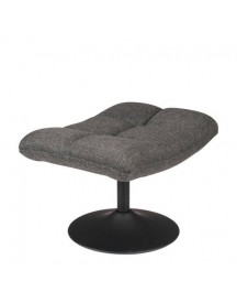 Dutchbone Velvet Hocker Bar afbeelding