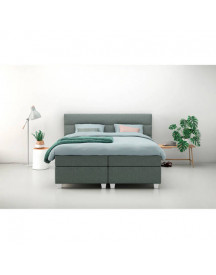 Karlsson Beter Bed Complete Boxspring Autentik Lina (160x200 Cm) afbeelding