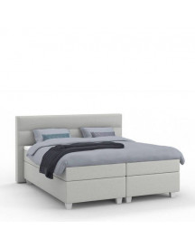 Karlsson Beter Bed Complete Boxspring Autentik Lina (160x210 Cm) afbeelding