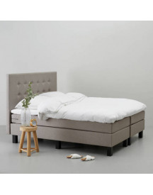 Whkmp's Own Complete Boxspring Durham (140x200 Cm) afbeelding