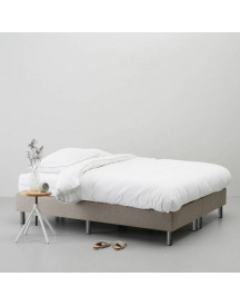 Whkmp's Own Complete Boxspring Nybo (140x200 Cm) afbeelding