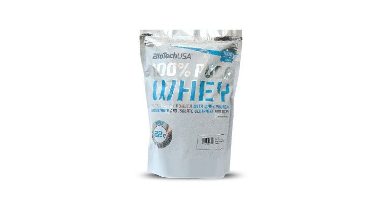 Image 100% Pure Whey 1.0 Kg