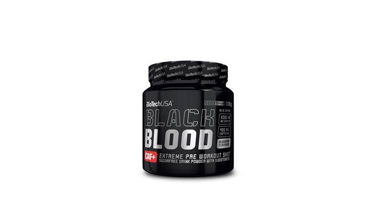 Image Black Blood Caf+ 300 Gram