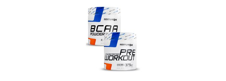 Image Concentrated Pre Workout + Bcaa Powder