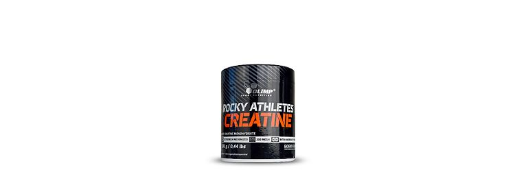 Image Rocky Athletes Creatine 200 Gram