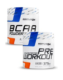 Concentrated Pre Workout + Bcaa Powder afbeelding