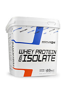 Whey Protein Isolate 2.0 Kg afbeelding