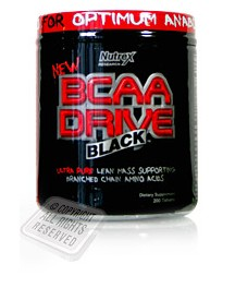 Bcaa Drive Black 200 Tablets afbeelding