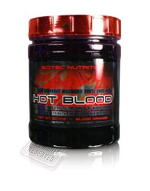 Hot Blood 3.0 300 Gram afbeelding