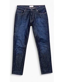 Esprit 5-pocket-stretchjeans Blue Dark Washed For Men afbeelding