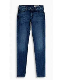 Esprit Lichte Skinny Jeans Blue Medium Washed For Women afbeelding