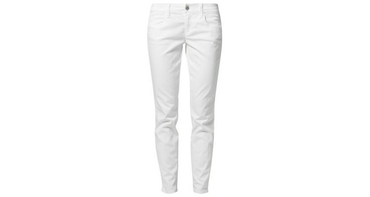Image Benetton Slim Fit Jeans White