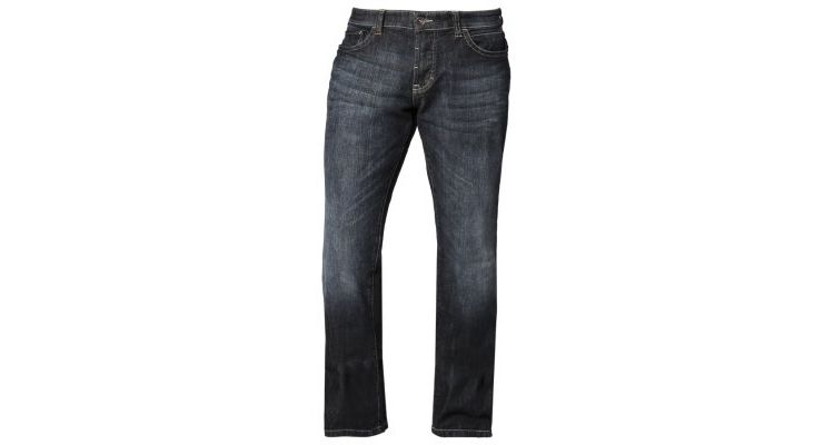 Image Camel Active Woodstock Straight Leg Jeans Stoned Blue