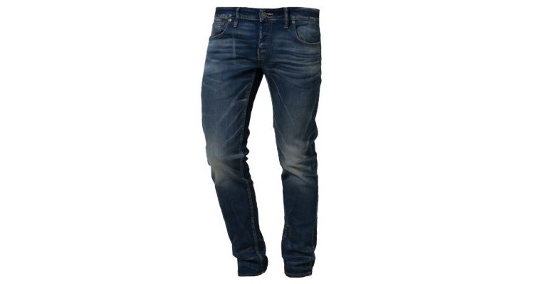 Image Gstar 3301 Low Tapered Slim Fit Jeans Medium Aged