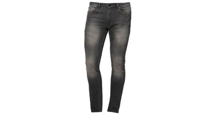 Image Religion Noize Slim Fit Jeans Washed Grey