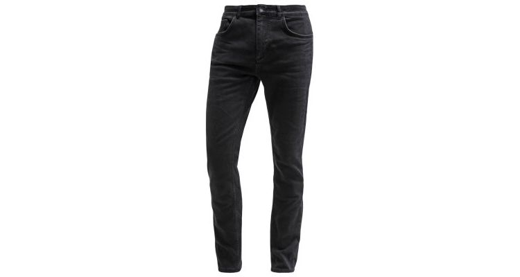 Image Selected Homme Two Mario Slim Fit Jeans Black