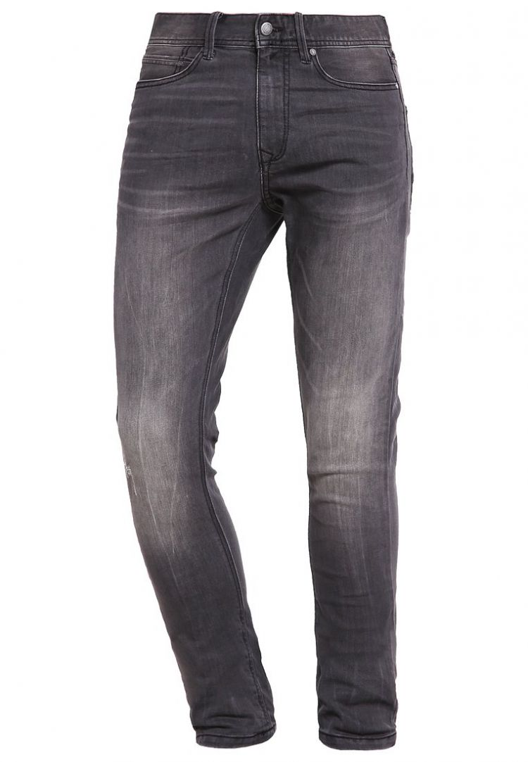 Image Springfield Slim Fit Jeans Black