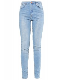 2ndone Amy Slim Fit Jeans Blue Ethno afbeelding
