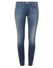 7 For All Mankind The Skinny Slim Fit Jeans Dakota Mid afbeelding