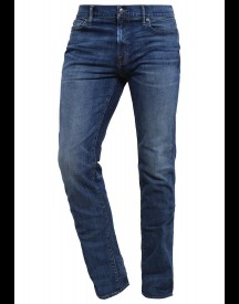 Abercrombie & Fitch Straight Leg Jeans Dark Wash afbeelding