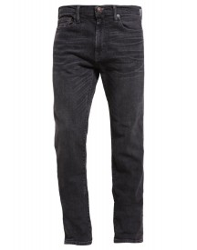 Abercrombie & Fitch Straight Leg Jeans Grey afbeelding