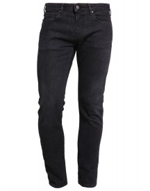 Armani Jeans Slim Fit Jeans Black Denim afbeelding