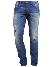 Armani Jeans Slim Fit Jeans Dark Blue Denim afbeelding