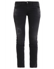 Armani Jeans Slim Fit Jeans Nero afbeelding