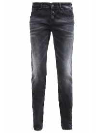 Betty & Co Relaxed Fit Jeans Black/black Denim afbeelding
