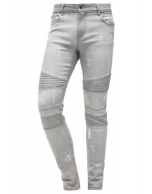 Black Kaviar Kezako Slim Fit Jeans Grey afbeelding
