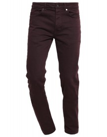 Burton Menswear London Slim Fit Jeans Dark Mauve afbeelding