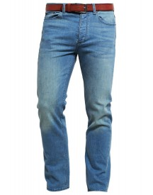 Burton Menswear London Straight Leg Jeans Blue afbeelding