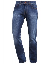 Camel Active Houston Straight Leg Jeans Blue Demini afbeelding