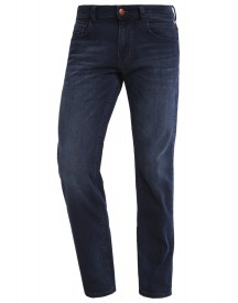 Camel Active Houston Straight Leg Jeans Dark Blue Demin afbeelding