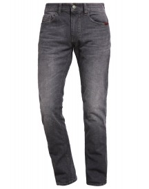 Camel Active Madison Straight Leg Jeans Used Washed Grey afbeelding