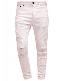 Cayler & Sons Slim Fit Jeans Light Pink afbeelding