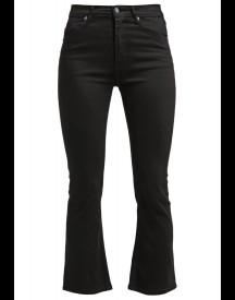 Cheap Monday Drift Bootcut Jeans New Black afbeelding