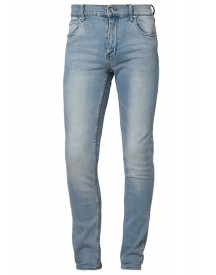 Cheap Monday Tight Slim Fit Jeans Stonewash Blue afbeelding