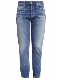 Citizens Of Humanity Liya Boyfriend Jeans Blue Denim afbeelding