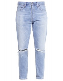 Citizens Of Humanity Liya Boyfriend Jeans Lightblue Denim afbeelding