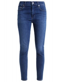 Citizens Of Humanity Rocket Slim Fit Jeans Blue Denim afbeelding