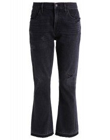 Citizens Of Humanity Sascha Flared Jeans Black Denim afbeelding