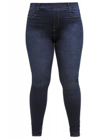 Dorothy Perkins Curve Slim Fit Jeans Blue afbeelding