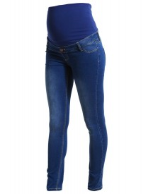 Dp Maternity Slim Fit Jeans Blue afbeelding