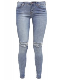 Dr.denim Dixy Jeans Skinny Fit Light Stone afbeelding