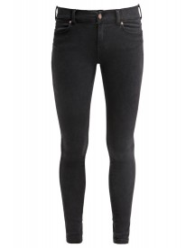 Dr.denim Dixy Jeans Skinny Fit Old Black afbeelding