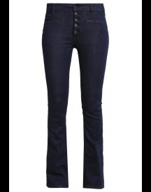 Free People Stella Flared Jeans Denim Blue afbeelding